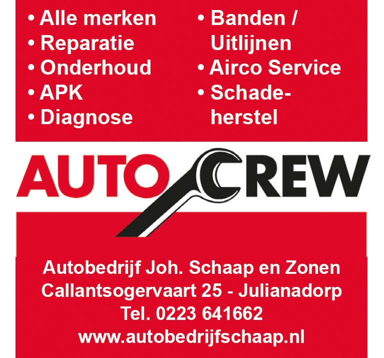 Autobedrijf Joh. Schaap en Zonen V.O.F.