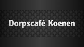 Dorpscafé Koenen