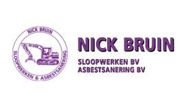 Nick Bruin Sloopwerken