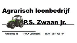 Agrarisch Loonbedrijf P.S. Zwaan