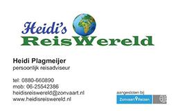 Heidi's Reiswereld